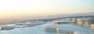 Pamukkale Hierapolis travertines