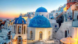 Greek Islands combination tour package