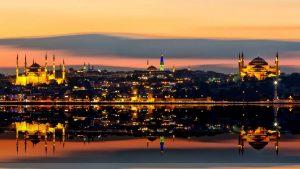 Istanbul landscape