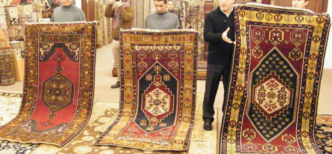 Rugs, carpets and kilims from Istanbul, Turkey