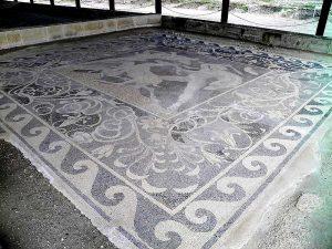 Mosaics at Pella