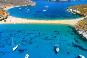 sailing-holidays-in-kolona-beach-kythnos-greece