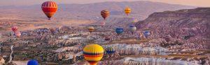 cappadocia hot-air balloons