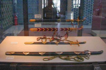 topkapi-relics