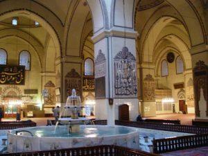 Bursa Tours, Grand Mosque, Ulu Camii